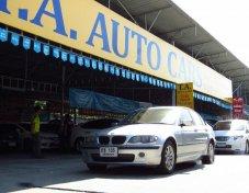 รถสวย ใช้ดี BMW 318i รถเก๋ง 4 ประตู