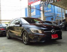 2015 MERCEDES-BENZ CLA180 รับประกันใช้ดี