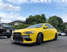 2012 mitsubishi evolution