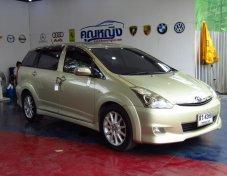 ขายรถ สภาพนางฟ้า 2006 Toyota WISH 2.0 (ปี 03-10) Q Limited Wagon AT