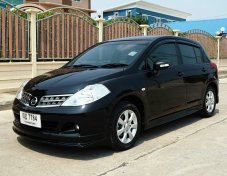 ขายรถดี 2011 Nissan Tida 1.8 G Hatchback AT