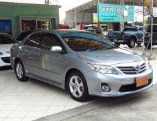 ขายรถใช้งานสวยๆสภาพเยี่ยม Toyota Corolla Altis G 2011