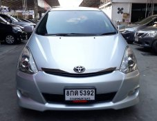2007 Toyota WISH Q Limited wagon ฟรีดาวน์!!