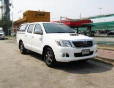 Toyota Hilux Vigo Double cab 3.0G 2015 โทร0639518168