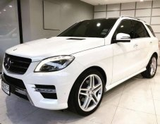 Mercedes Benz ML250 CDI AMG ปี13