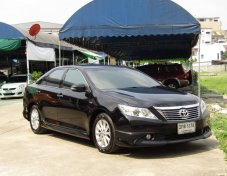 Toyota Camry 2.0G Extremo Top ปี2013 จดทะเบียน ปี2015