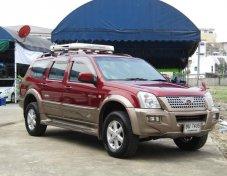 lsuzu Adventure 3.0 Di turbo 4WD MT ปี2004