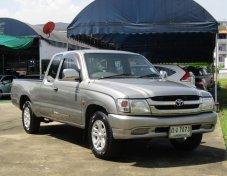 Toyota Hilux-Tiger 2.5D4D CAB MT ปี2003