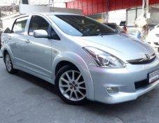 2007 Toyota WISH Q Limited hatchback