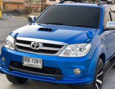Toyota Fortuner 3.0V 4WD AT ปี2005