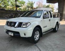 Nissan Navara Calibre 2.5LE ปี 2011 สีขาว MT