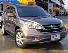 HONDA CR -V  ปี2010