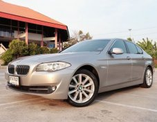 2013 BMW 525d Luxury sedan