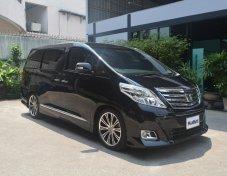 ขาย Toyota ALPHARD 2.4V ปี 2012  รถสภาพใหม่มาก