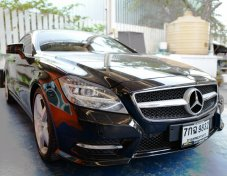 2012 Mercedes Benz CLS250 CDI AMG coupe