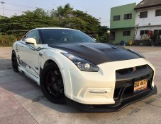 2009 Nissan Skyline GT-R coupe