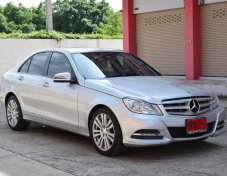 Mercedes-Benz C200 1.8 W204 (ปี 2013) Style Sedan AT ราคา 889,000 บาท