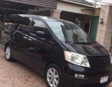 ขายรถ TOYOTA ALPHARD ที่ ชลบุรี