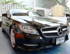 2012 MERCEDES-BENZ CLS250 CDI AMG รับประกันใช้ดี