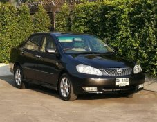 TOYOTA Corolla Altis G รถเก๋ง 4 ประตู ราคาที่ดี
