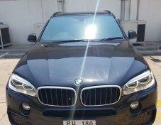 BMW X5 xDrive30d 2015 รถเก๋ง 5 ประตู