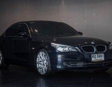 BMW 520d (E60) เครื่องดีเซล โฉม LCi ปี 10
