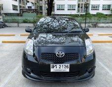 2006 Toyota YARIS E sedan