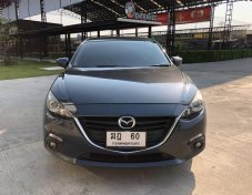 MAZDA 3 ปี 2014 รถสวยวิ่วแค่70000โลเท่าสภาพเยี่ยมคับ