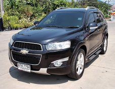 Chevrolet Captiva 2.0 LTZ AWD ปี 2014