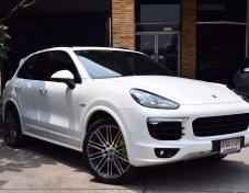2015 Porsche CAYENNE S suv
