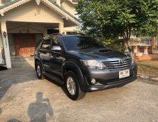 Toyota fortuner 3.0V ปี2012