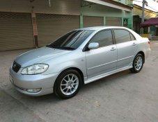 ขายรถ TOYOTA Altis ที่ สระบุรี
