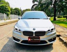 2016 BMW 218i Active Tourer รถเก๋ง 5 ประตู
