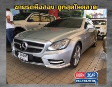Mercedes-Benz CLS 250 CDI AT ปี2012