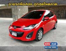 Mazda 2 1.5 Spirit Sport AT ปี2011