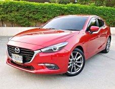 2017 Mazda 3 SP hatchback