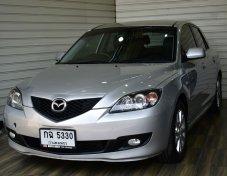 Mazda 3 1.6 Spirit Sports Hatchback AT ปี200
