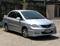 Honda City ZX 1.5 SV AT ปี 2007