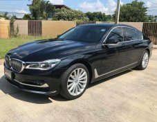 BMW 730ld pure excellence ปี 2018