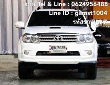 TOYOTA FORTUNER 3.0 V AT ปี 2011