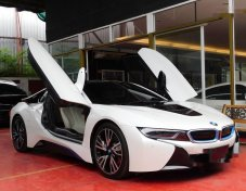 2017 BMW I8 รับประกันใช้ดี