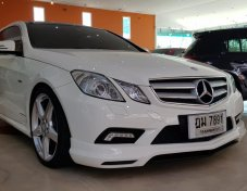 Benz E250 coupe ปี 2010