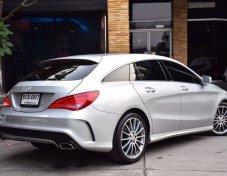 2015 Mercedes-Benz CLA250 AMG Shooting Brake