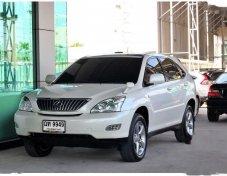 ขายรถ TOYOTA HARRIER 300G 2011 รถสวยราคาดี