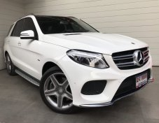 2017 Mercedes-Benz GLE500 3.0 W166