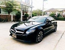 2015 Mercedes-Benz CLS250 CDI Avantgarde sedan