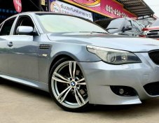 2008 BMW 525d Luxury sedan