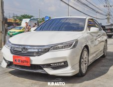 2016 Honda ACCORD EL sedan