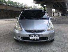 2007 Honda JAZZ 1.5S ฟรีดาวน์ รถสวยพร้อมใช้งาน ไม่เคยติดแก๊ส