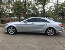 2011 MERCEDES-BENZ CLS250 CDI AMG รับประกันใช้ดี